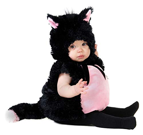 Princess Paradise, Little Kitty Deluxe Halloween Costume, Cute Dress Up Outfit For Baby, Infant, Toddler, 12 to 18 months