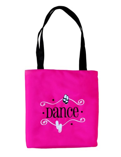 Ballet Embroidered Tote - 8