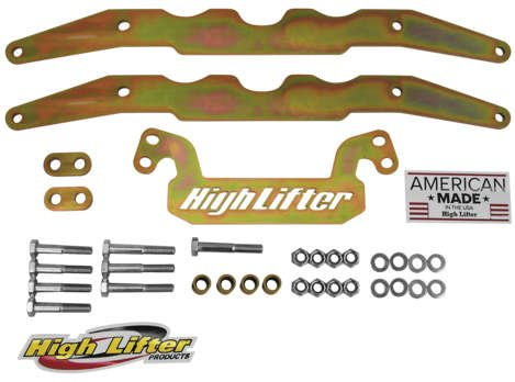 "High Lifter Signature Series 2"" Lift Kit Yamaha - +2"""