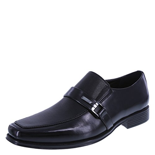 Dexter Men's Black Zeke Perforated Slip-On 9.5 Wide