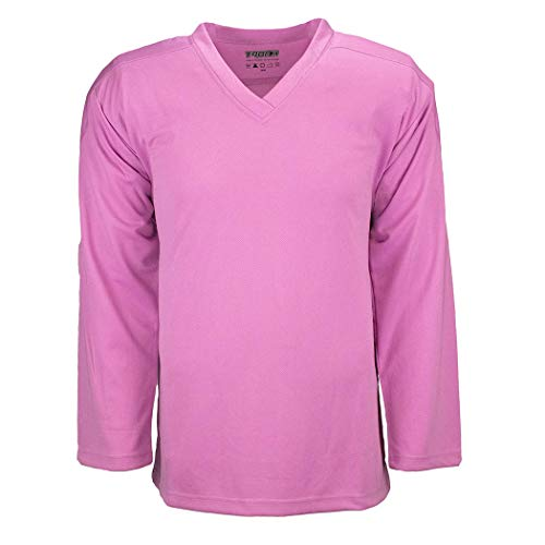 sale retailer fd3f5 fae13 Pink Hockey Jersey - Trainers4Me