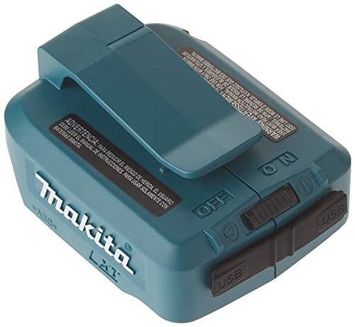 Makita DEBADPP05 14 4 - 18 V Li-Ion USB Adapter - Blue - Buy