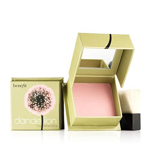 Benefit Cosmetics Dandelion Brightening Finishing Face Powder (Ballerina Pink) 0.25 oz