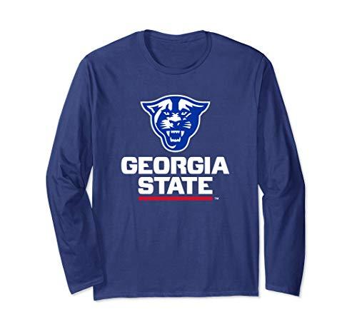 Georgia State GSU Patriots Women's NCAA LS T-Shirt PPGSU01