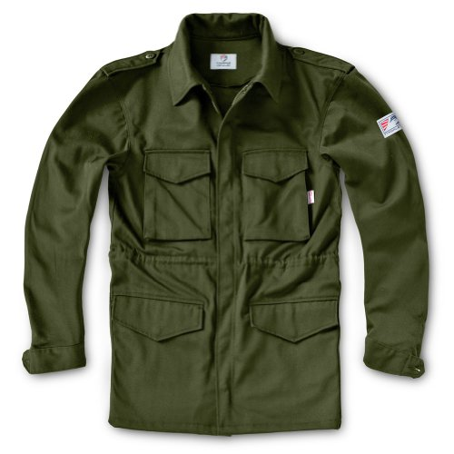 Tyndale Men's FRC Freedom Field Coat XLARGE (Nylon Vintage Coat)