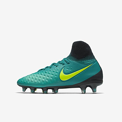 Nike Youth Magista Obra II Firm Ground Cleats [RIO TEAL] ...