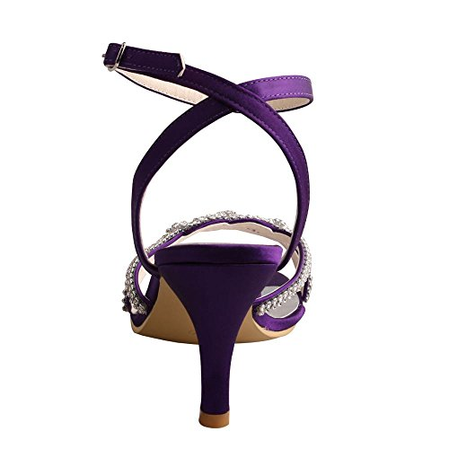 Wedopus - Zapatos de tacón  mujer