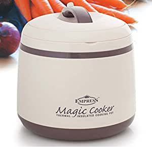 Amazon.com: Magic Cooker Pot Thermal Insulated Cooking Pot