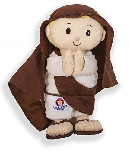 Saint Joseph Plush toy - Peluche San José 30 cm. (Ref. 4001)