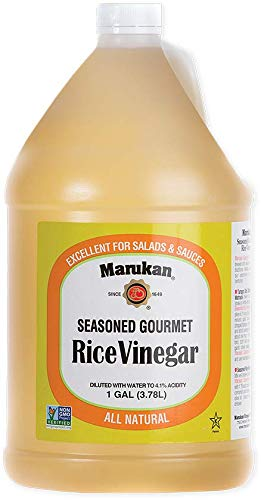 Marukan Gourmet Seasoned Rice Vinegar, 1 Gallon