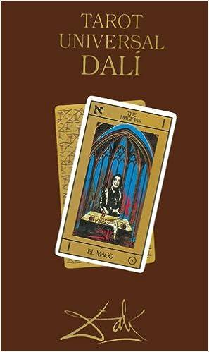 Dali Universal Tarot Deck: Salvador Dali: 9780880790901 ...