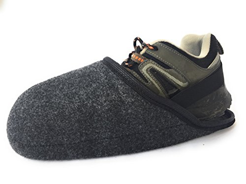 ON SALE NOW UP Elements - Cover boots Premium Quality | Footwear Over boots | Made With Felt Material | Protect your floors | Easy to fit on any shoes | Overshoes