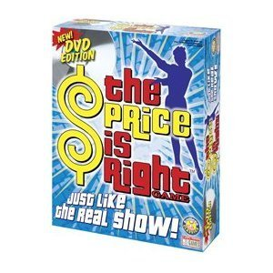Endless Games The Price Is Right Game - DVD Edition