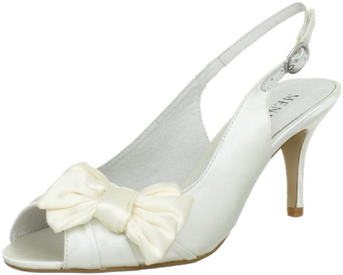 da Elfenbein Ivory Menbur Sandali Avorio sposa Wedding 04555 Carolina W6xgxpaq