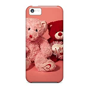 High Impact Dirt/shock Proof Cases Covers For Iphone 5c (happy Valentines Day Hd)