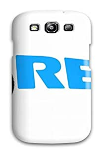New Style 9281083K28672099 Premium Galaxy S3 Case - Protective Skin - High Quality For Oreo Logo