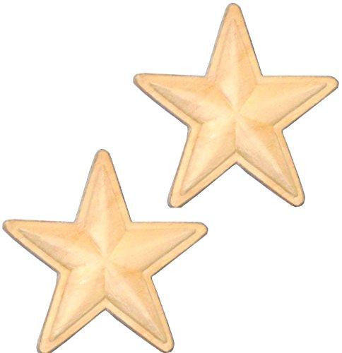 Embossed Star - 2-3/4