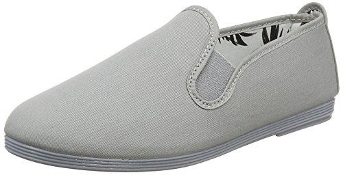 Grey Grey Women's Espadrilles Flossy 000 Guadix x6UwY