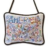 America Mini Pillow
