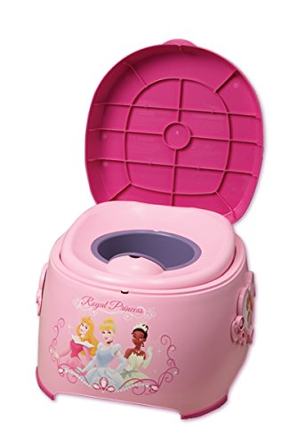 (Disney Princess 3-in-1 Potty Trainer,)