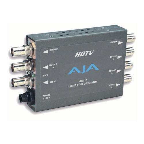 (AJA GEN10 HD/SD Sync Generator)