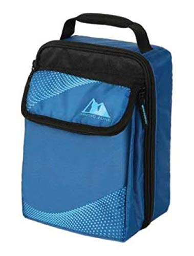 Expandable HardCore Lunch Pack Box- Newest Colors! (Expandable Blue 2019)
