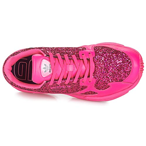 new product 45780 5f190 Bonbon Rose Sneakers Adidas falcon Femme Originals w Bd8077