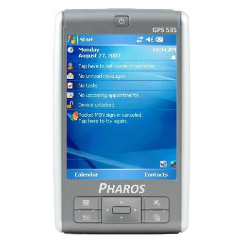 Pharos 535e Traveler 3.5-Inch Portable GPS Navigator (Pharos Gps Systems)