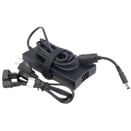 Dell IMSourcing 130-Watt 3-Prong AC Adapter with 6 ft Power Cord