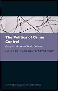 the crime control model criminology essay Sociology index crime control model  crime control model tries to deter crime by all means therefore, crime control model is less protective of individual rights.