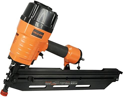 Valu-Air 9021C 21 Degree Full Round Head Framing Nailer 3-1 2