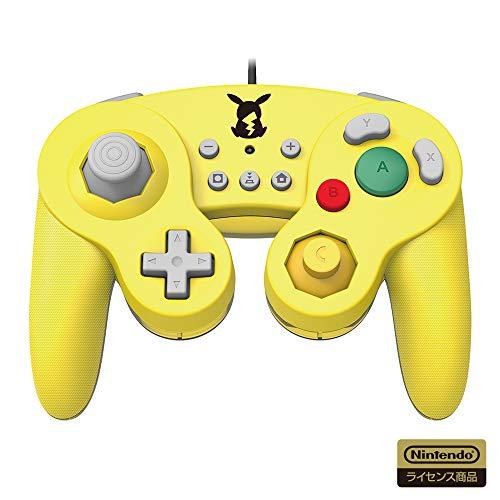 [닌텐도 라이센스 상품] 호리 클래식 컨트롤러 for Nintendo Switch 젤다 [Nintendo Switch 대응】 젤다 / 피카츄 / 마리오