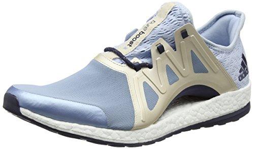 Pureboost Blå Xpose Azusen Adidas Løbesko Linned Klima Eu 44 blu Kvinder Azutac H1Tdq7
