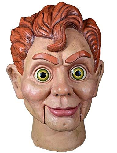 Scary Ventriloquist Halloween Costumes - Loftus International Goosebumps Slappy The Dummy