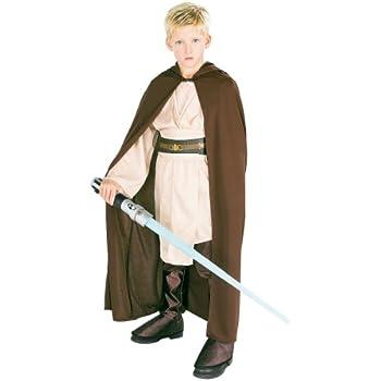 Amazon.com: Del niño Star Wars Leia para niña (Tamaño ...
