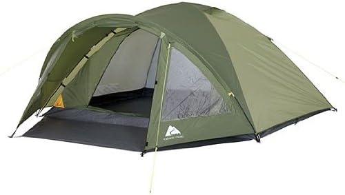 Ozark Trail Dual Layer 4 Man Tent: Amazon.co.uk: Garden