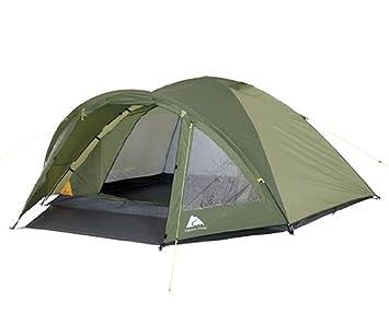 Ozark Trail Dual Layer 4 Man Tent  sc 1 st  Amazon UK & Ozark Trail Dual Layer 4 Man Tent: Amazon.co.uk: Garden u0026 Outdoors