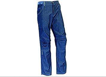 Simond Jeans Man Pantalon De Escalada Amazon Es Deportes Y Aire Libre