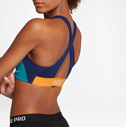 Moderno Blue Sportivo binary Reggiseno Swoosh Nike Blustery StYxXwwq