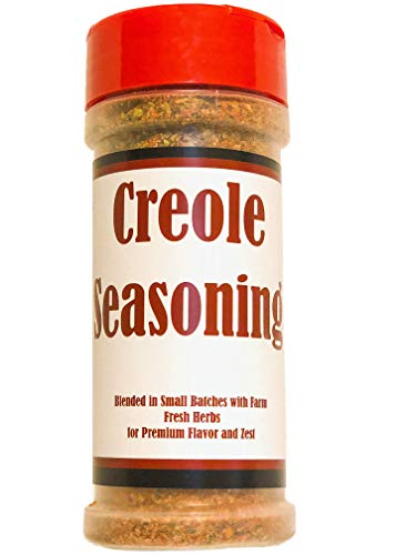- Premium Creole Seasoning - Crafted in Small Batches with Farm Fresh Herbs for Premium Flavor and Zest