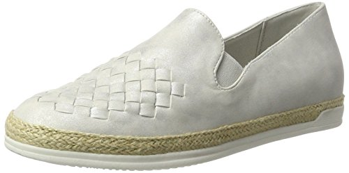 Jenny Long Island - Mocasines Mujer blanco (Ice)