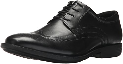 Wing Decker Nunn Men's Black Lace Bush Tip qH1FwxOT