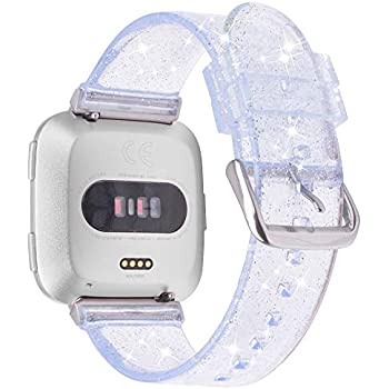 Amazon.com: iiteeology Compatible with Fitbit Versa Bands