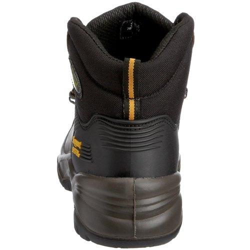 Grisport AMG001 - Calzado de protección de cuero para hombre Marrón