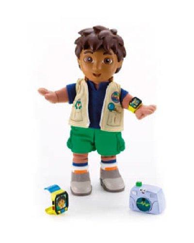 - Fisher-Price Go Diego Go Rescue Adventures Diego