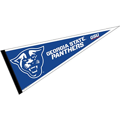 College Flags and Banners Co. Georgia State Panthers Pennant Full Size Felt