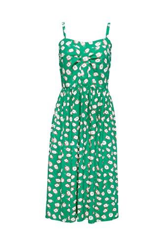 Mehrfarbig ESPRIT Kleid edc by Green 310 Damen UZWHqSanI