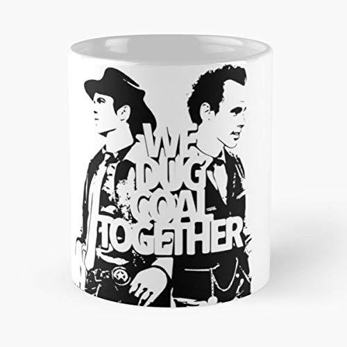 Justified Cowboys Western Boyd - Best Gift Ceramic Coffee Mugs 11 Oz