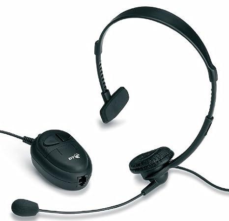 9e07d211052 BT Accord 10 Corded Monaural Universal Telephone: Amazon.co.uk: Electronics