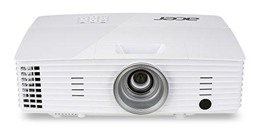 Acer X1385WH TCO DLP-Projektor (WXGA, Kontrast 20000:1, 1280 x 800 Pixel, 3.200 ANSI Lumen, HDMI/MHL mit HDCP)weiß